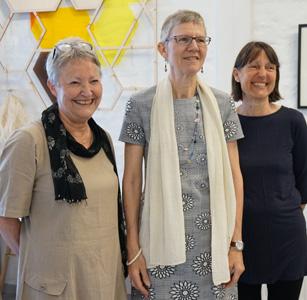 Ida Kornerup, Pia-Jensen, Berthe Forchhammer